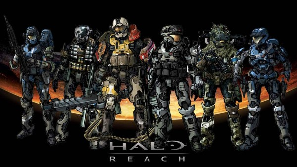 halo reach wallpaper for xbox 360. En Halo: Reach, la esperada